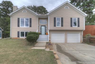 Hampton Single Family Home For Sale: 11166 Glynn Ridge Drive