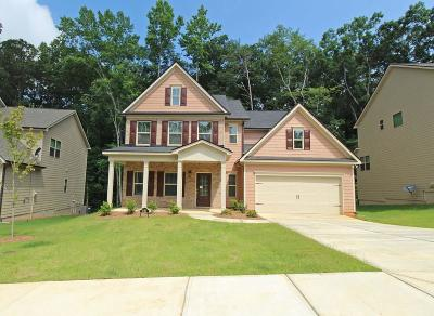 Acworth Single Family Home For Sale: 841 Tramore Road