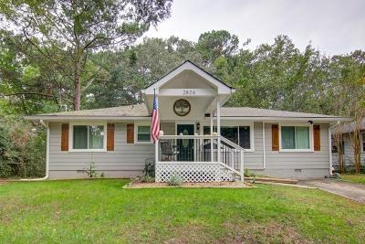 Smyrna Single Family Home For Sale: 2806 Fraser Street SE