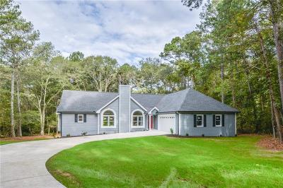 Snellville Single Family Home For Sale: 3849 Leach Road