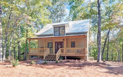 Lumpkin County Single Family Home For Sale: 855 Rock Chimney Lane