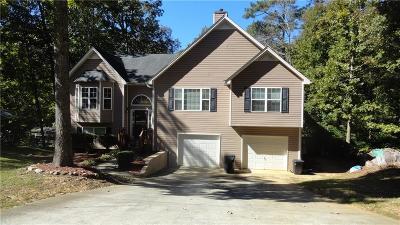 Douglasville Single Family Home For Sale: 4619 S Seminole Drive