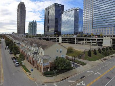 Atlanta Condo/Townhouse For Sale: 201 16th Street #3