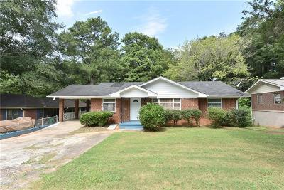 Decatur Single Family Home For Sale: 1231 Richard Road