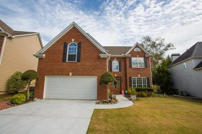 Roswell Single Family Home For Sale: 3015 Baywood Way