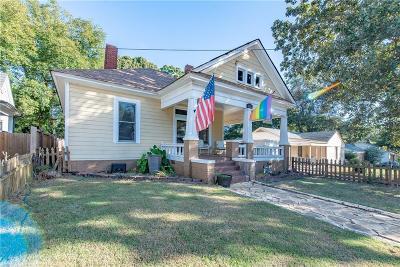 Atlanta Single Family Home For Sale: 765 Bonnie Brae Avenue SW