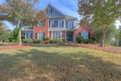 Lawrenceville Single Family Home For Sale: 2674 River Haven Court