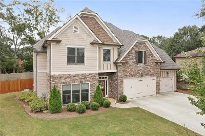 Marietta Single Family Home For Sale: 2136 Bryant Pointe Drive