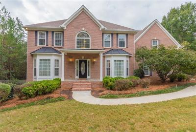 Douglasville Single Family Home For Sale: 4495 Bryten Drive