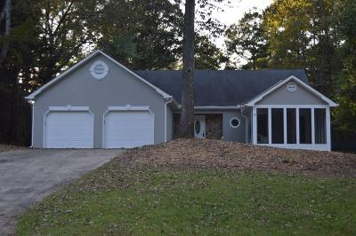 Hiram Single Family Home For Sale: 145 Swan Drive