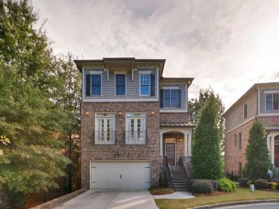 Atlanta Single Family Home For Sale: 937 Canterbury Lane NE