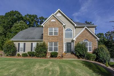 Newnan Single Family Home For Sale: 90 Mossy Hollow