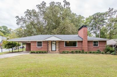 Decatur Single Family Home For Sale: 1397 Scott Boulevard