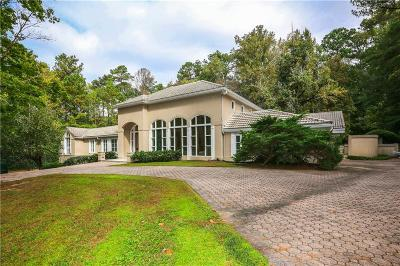 Atlanta Single Family Home For Sale: 4445 Harris Valley Road NW