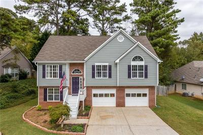 Kennesaw Single Family Home For Sale: 2636 English Oaks Lane NW