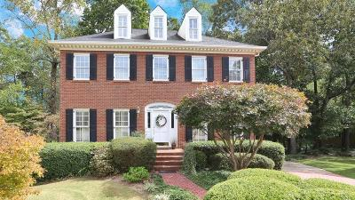 Marietta Single Family Home For Sale: 3201 Palisades Court SE