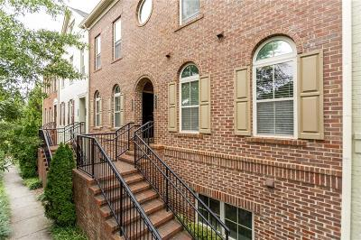 Atlanta GA Condo/Townhouse For Sale: $339,000