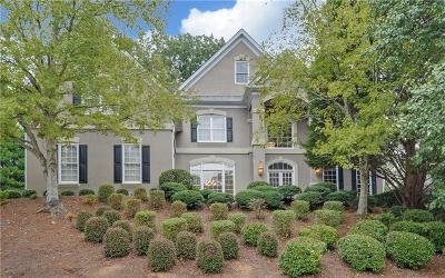 Johns Creek Single Family Home For Sale: 504 Butler National Drive