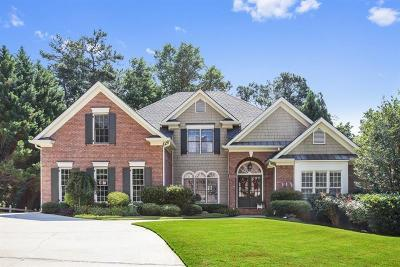 Marietta Single Family Home For Sale: 3014 Byrons Pond Drive