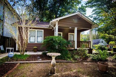 Atlanta Single Family Home For Sale: 2235 1st Ave