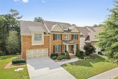 Suwanee Single Family Home For Sale: 3324 Willow Glen Trail