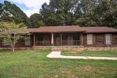 Covington Single Family Home For Sale: 1495 Bethany Road