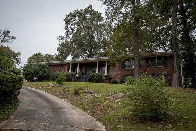Atlanta Single Family Home For Sale: 4595 Spring Valley Parkway