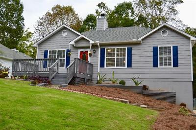 Gainesville Single Family Home For Sale: 8955 Pine Tree Cir