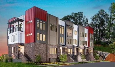 Atlanta Condo/Townhouse For Sale: 375 Pratt Drive #305