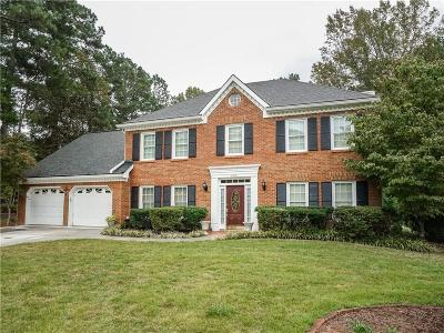 Roswell Single Family Home For Sale: 4570 Gilhams Road NE