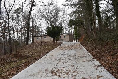 Gainesville Single Family Home For Sale: 6112 Falcon Lane