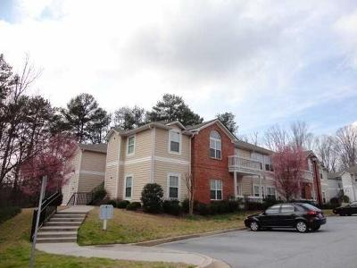 Stone Mountain Condo/Townhouse For Sale: 1388 Orchard Park Drive