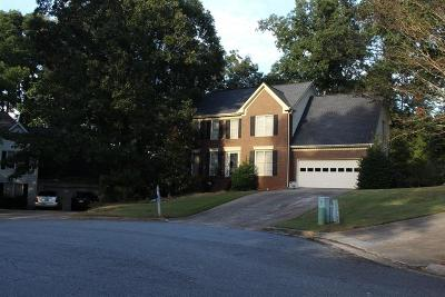 Snellville Single Family Home For Sale: 2540 Eastmont Trail