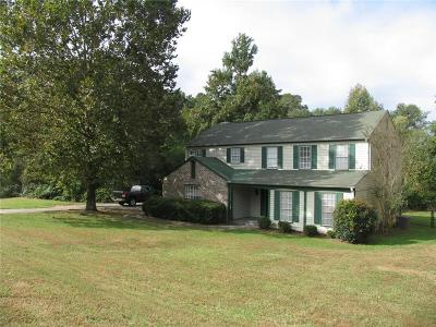 Marietta Single Family Home For Sale: 897 Woodlawn Drive