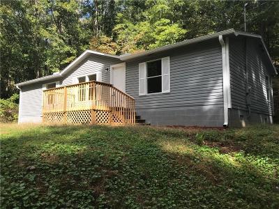 Ellijay Single Family Home For Sale: 11 Pebble Court