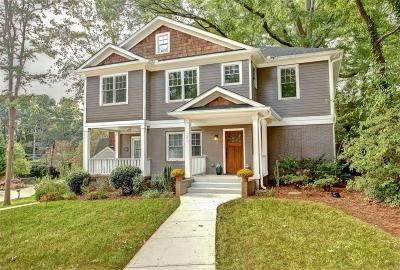 Decatur Single Family Home For Sale: 131 Mimosa Place