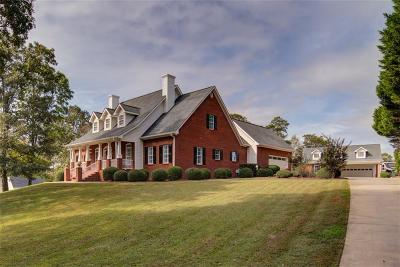 Cumming Single Family Home For Sale: 4455 Keith Bridge Road