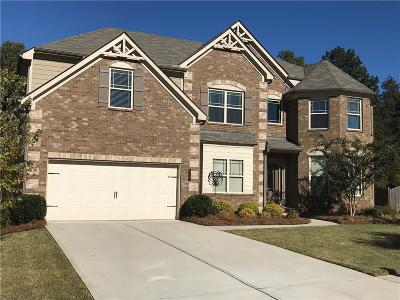 Dacula Single Family Home For Sale: 668 Grand Ivey Place