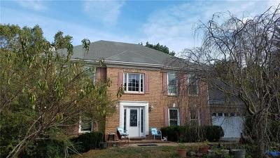 Kennesaw Single Family Home For Sale: 730 Dushea Court NW