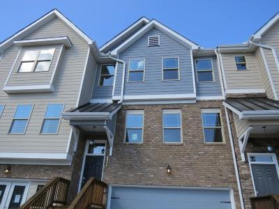 Oakwood Condo/Townhouse For Sale: 3516 Abbey Way