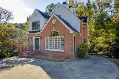 Atlanta Single Family Home For Sale: 1177 Amsterdam Avenue NE