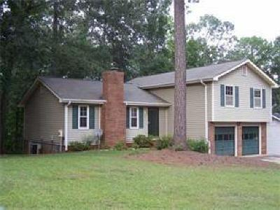 Conyers Single Family Home For Sale: 656 Almand Branch Road