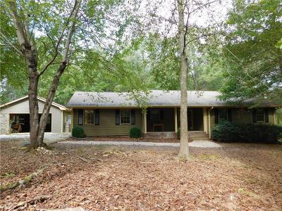 Monroe Single Family Home For Sale: 1420 Macedonia Church Road
