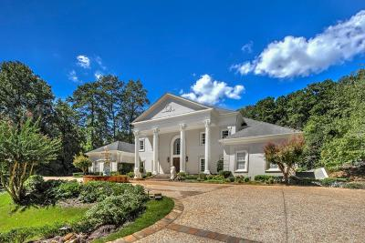 Atlanta Single Family Home For Sale: 1141 Crest Valley Drive NW