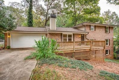 Smyrna Single Family Home For Sale: 3745 Hickory Place SE