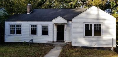 Atlanta Single Family Home For Sale: 414 Chappell Road NW