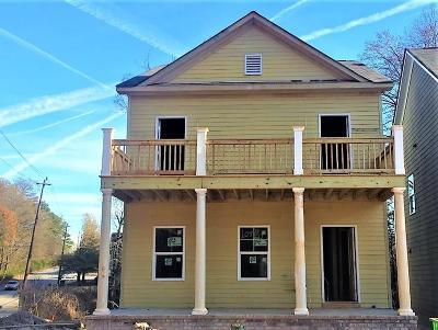 Atlanta Single Family Home For Sale: 1600 Waysome Way