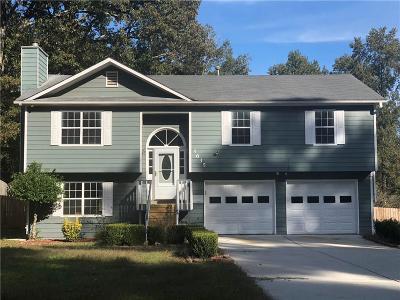 Sugar Hill Single Family Home For Sale: 5635 Austin Garner Road