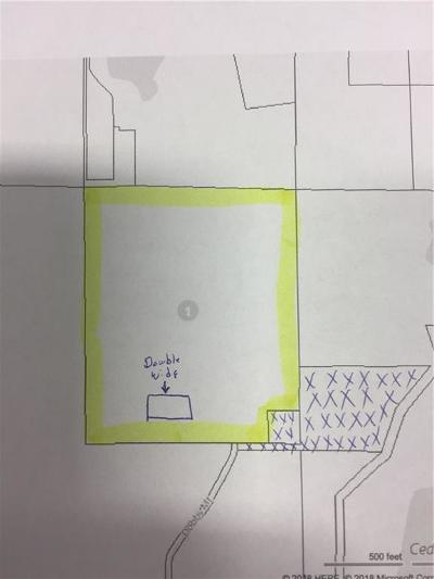 Douglas County Residential Lots & Land For Sale: 00 Dobbs Mountain Road