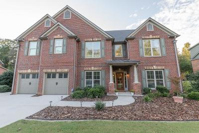 Marietta Single Family Home For Sale: 245 Cox Farm Road NW